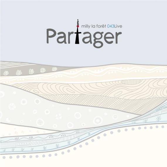 Partager -パルタジェ