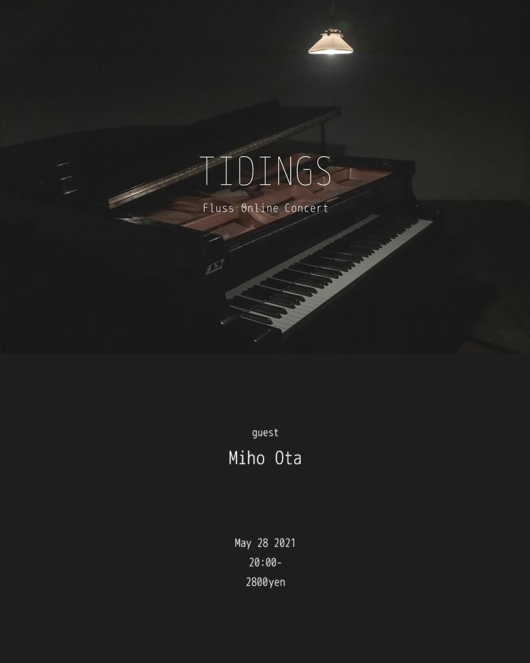 TIDINGS Fluss Online Concert 02