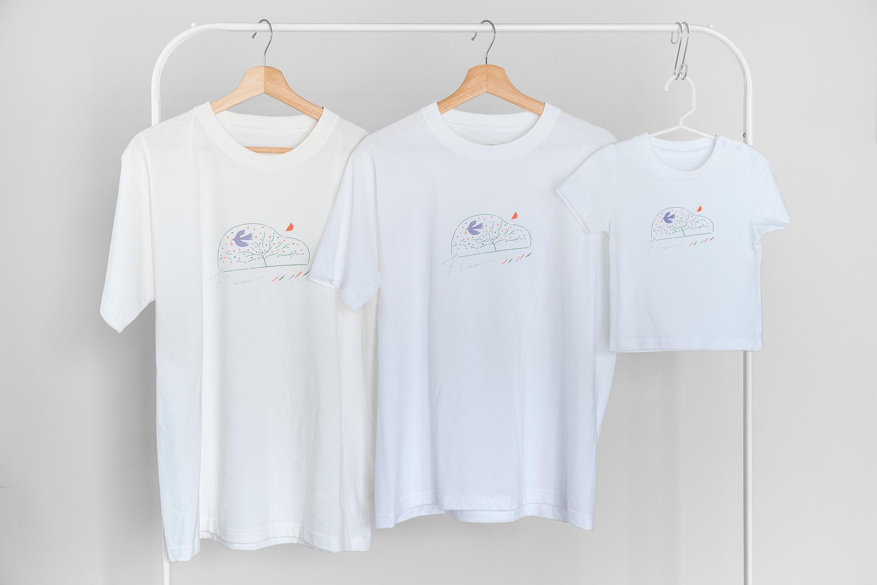 Fluss 5周年記念Tシャツ